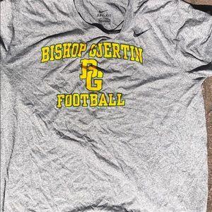 Bishop Guertin high school football T-shirts